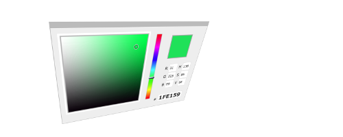 Color picker thumbnail