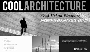 IMCreator template - Architecture Bold Black