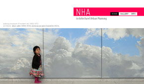 IMCreator Template - NHA Architect White