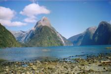 Photo of Milford Sound, New Zealand