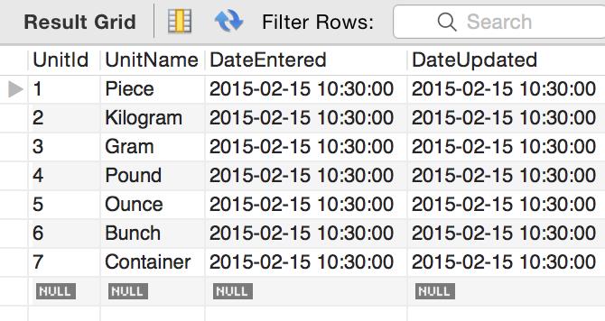 Insert Data Into A Mysql Database