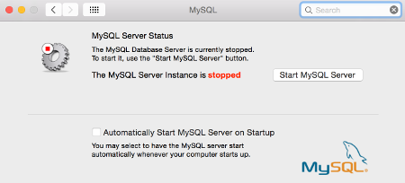 how to know if mysql is installed mac