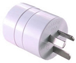 New Zealand power plug adapter