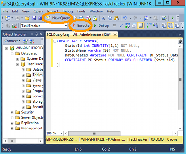 Drop null constraint - Alter table sql server example ...