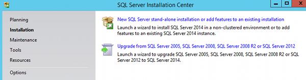 Install SQL Server 2014 - step 4