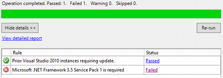 Install SQL Server 2014 - step 7