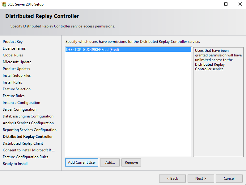 SQL Server 2016 Installation with Screenshots